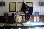 Visita Paolicchi alla Sala Storica